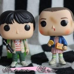 FUNKO POP - Stranger Things - Eleven & Mike (2 Packs)