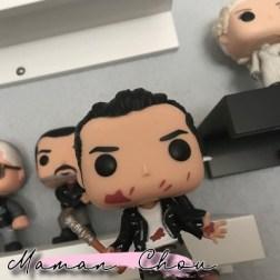 FUNKO POP - The Walking Dead - Negan bloody