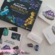 2021 - Mon coffret Montessori minéraux