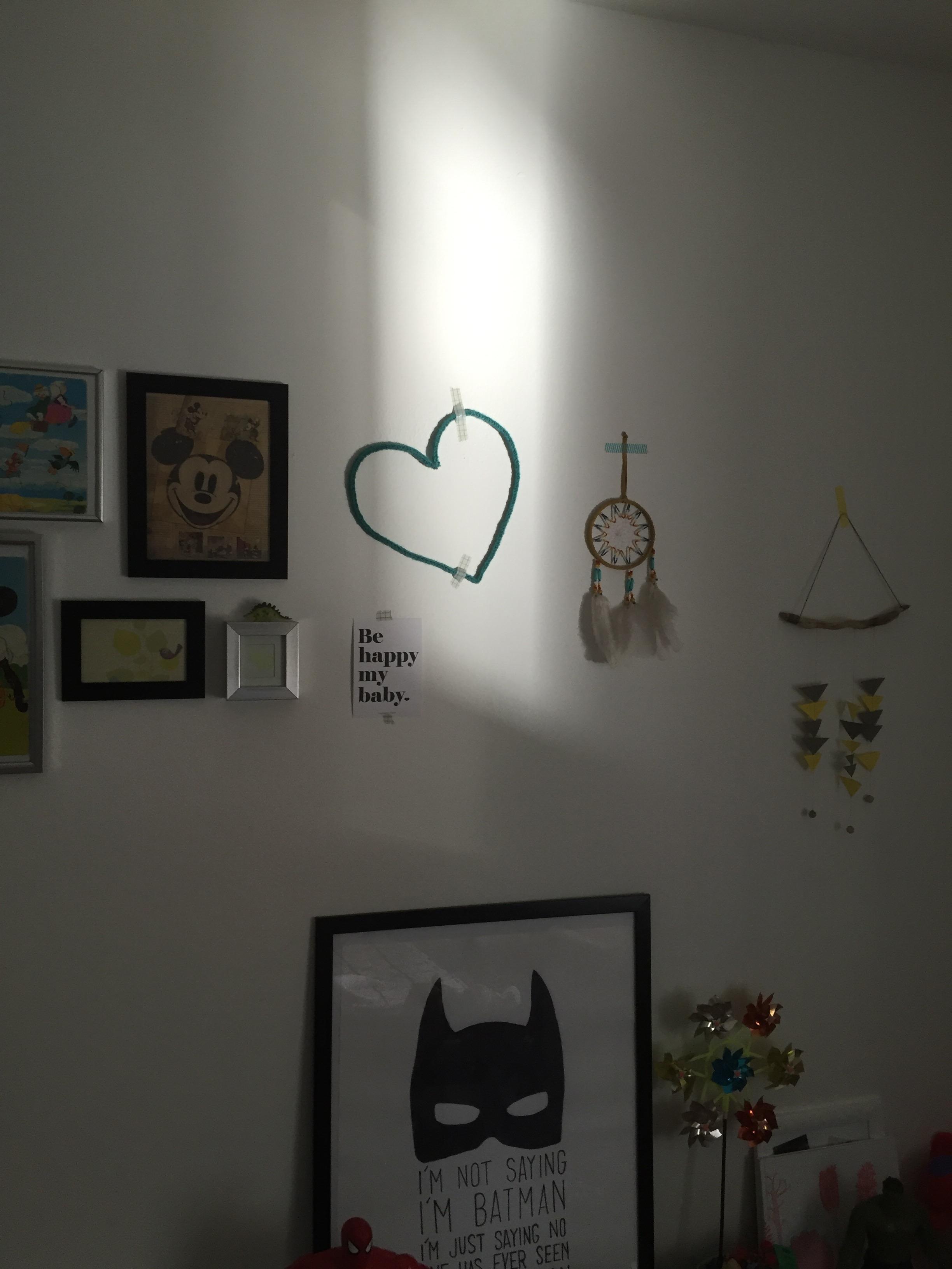 La chambre de Titou..