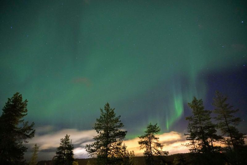 viajar a finlandia con niños