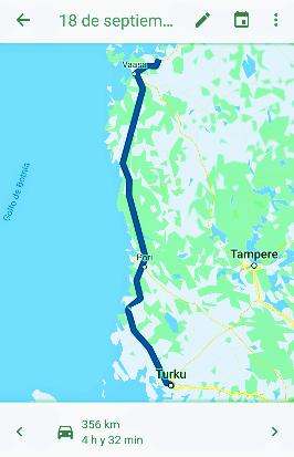 viajar a finlandia con niños Vassa Turku