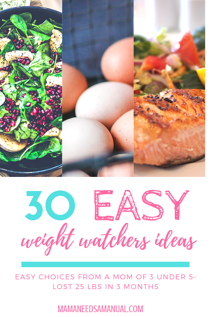 Weight Watcher Tips From A Busy Mama Of 3