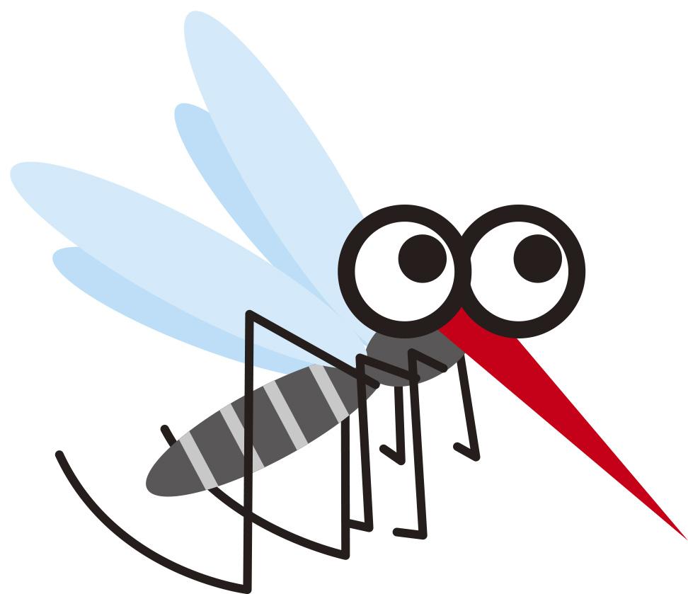 何で私だけ!時季外れな蚊を発見したものの何の対策もしないで就寝したら