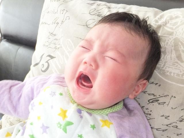 1歳半の赤ちゃんの夜泣きにイライラした時の対策方法