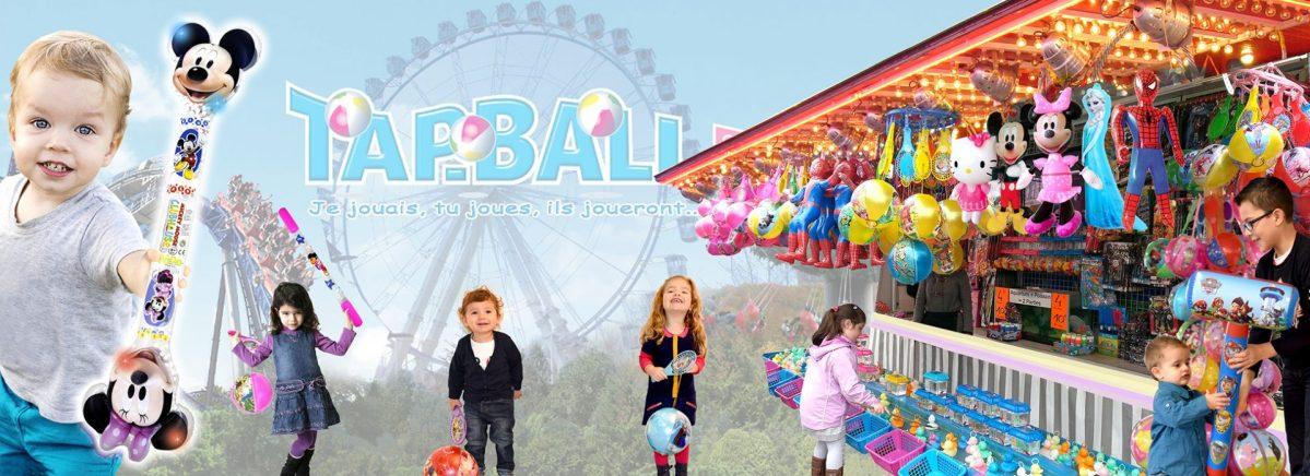 Cela nous fait penser à la fête foraine et pourtant les enfants adorent y jouer toute l'année !