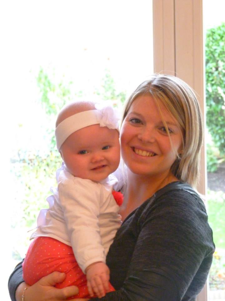 Lettre d'amour à ma fille pour ses 5 ans
