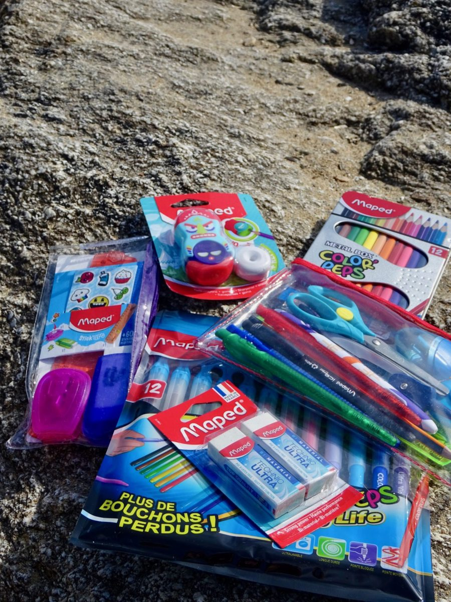 #SchoolBoxMaped Les fournitures de la rentrée qui déchirent avec Maped