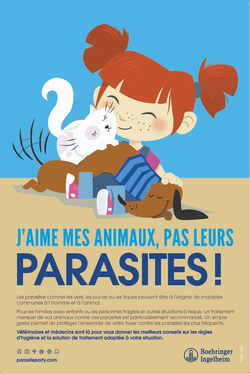 Visuel parasites