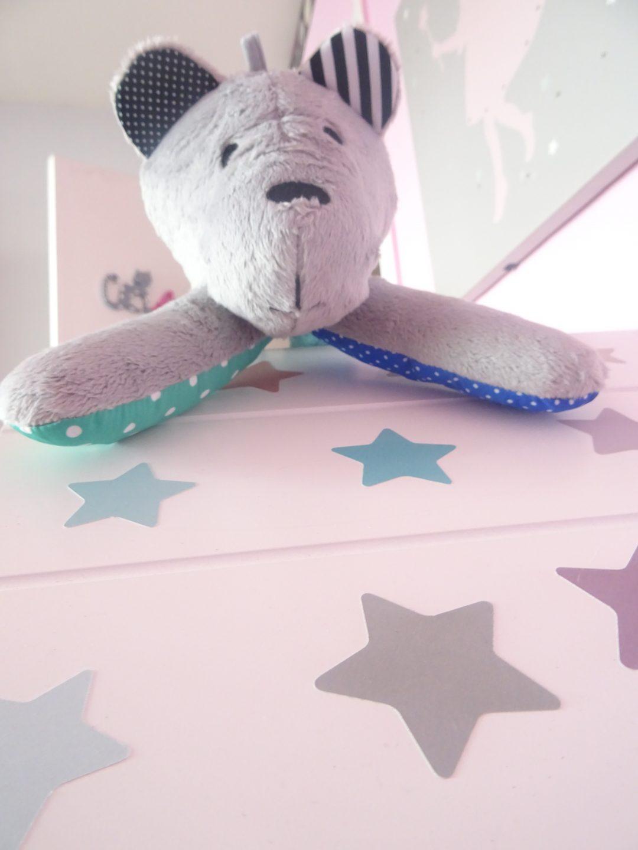 Wishbear, l'ourson apaisant pour les bébés !