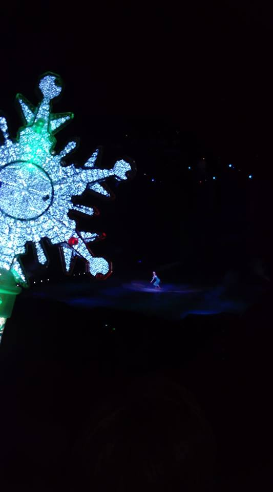 La magie et la féerie de Disney sur Glace nous transporte à travers nos rêves