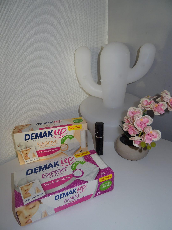 Les nouveautés Demak'up