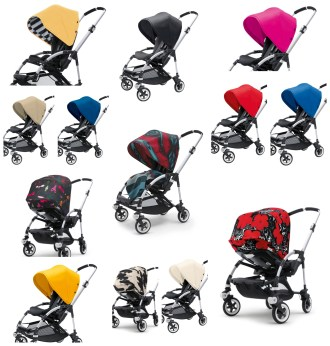 coloris bee bugaboo