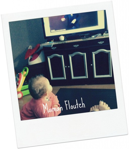 bébé télé
