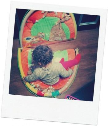 auchan baby tapis