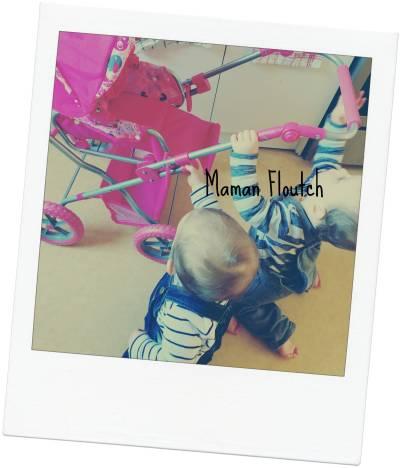 complicité jumeaux maman floutch