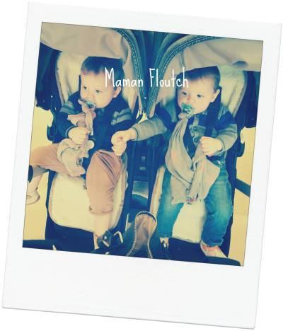 blog jumeaux maman floutch bugaboo donkey diesel