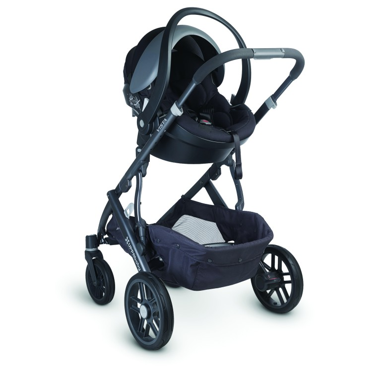 poussette double vista uppababy