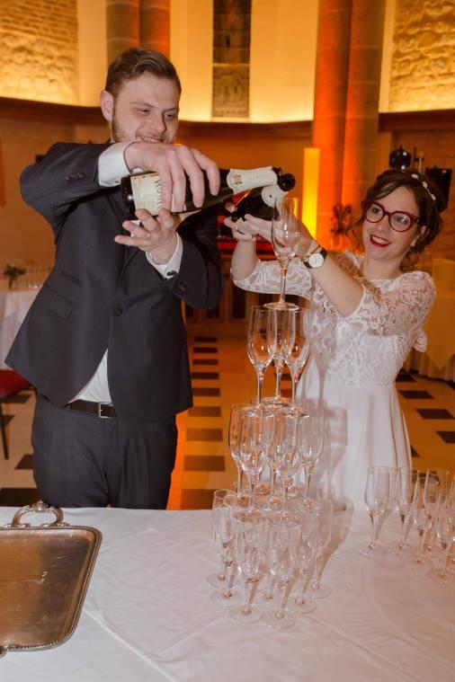 mariage de floutch