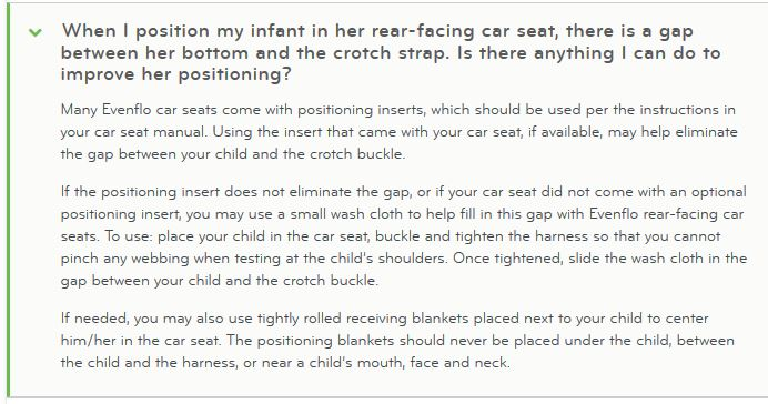 Canadian Tire Baby Car Seat