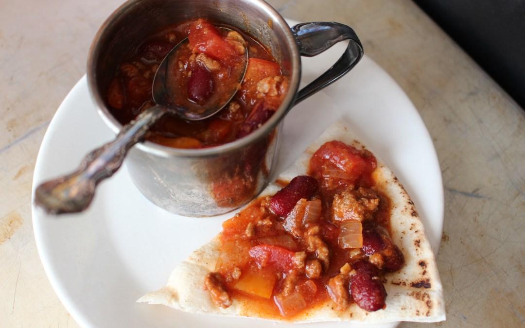 Chili classique (12 portions!)