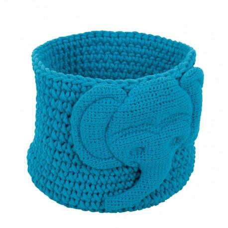 paniere-tressee-elephant-bleu-fonce
