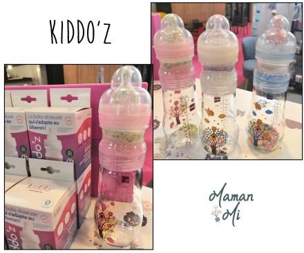 kiddo'z boite doseuse lait bébé salon des familles 2020 maman mi