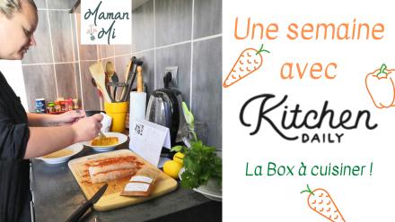kitchen daily test avis blog mamanmi juin 2020