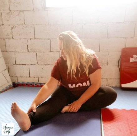 yoga doux maman