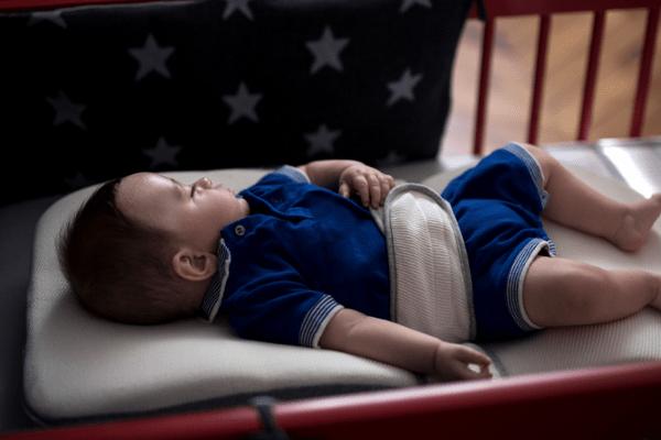 Test et avis du matelas BIBED de chez Babymoov