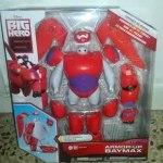 Les jouets à l'effigie de Baymax lequel choisir?