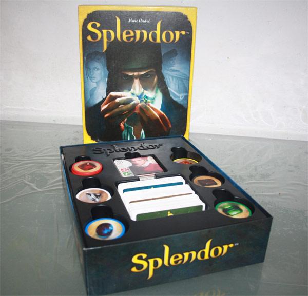 Test & Avis du jeu : Splendor, stratégie et suspens sont au rendez-vous !