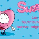 Sweetzy : Des fournitures de bureau Girly