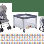 Une collection Barbapapa Autour de bébé/New Baby !