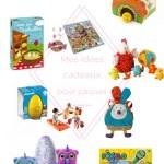 Idées de cadeaux pour pâques pour les 0-6 ans