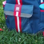 Le sac à langer Red Castle  « city »