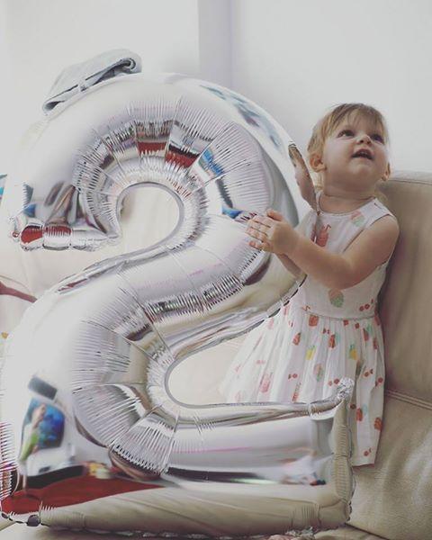 2 ans et une fête de princesse pour un moment féérique ! Princesse Party