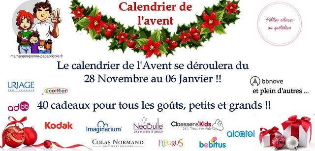 Calendrier De Lavent 2017 2018 Annonce Et Rsultat