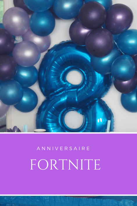 fortnite anniversaire