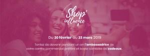 Shop influence