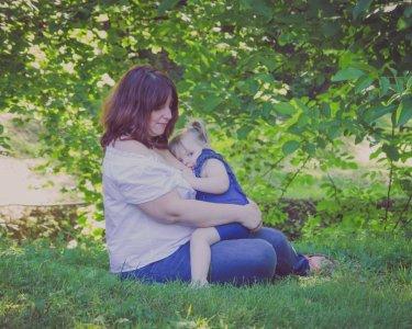 allaitement à 4 ans