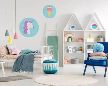 décoration chambre enfant idee