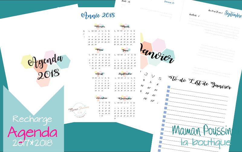 recharge agenda hexagone chic 2017-18 ok