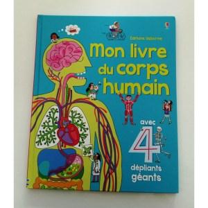 mon livre du corps humain
