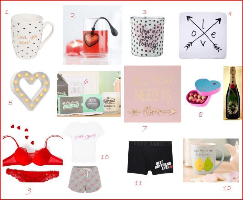 idee cadeau st valentin