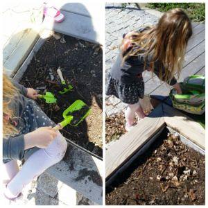 Kit de jardinage enfants EverEarth