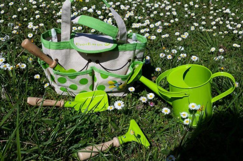 Kit de jardinage enfants EverEarth