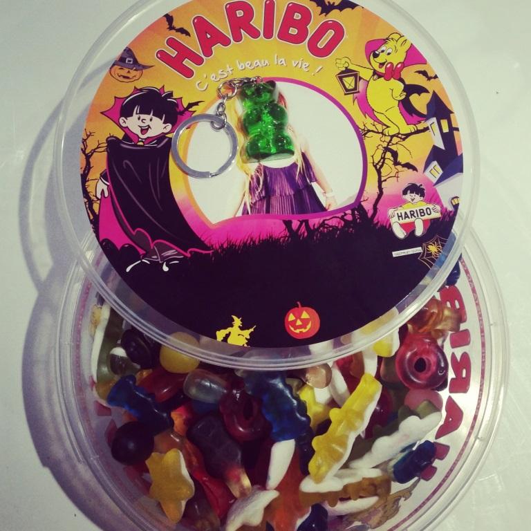 Boites personnalisées Haribo