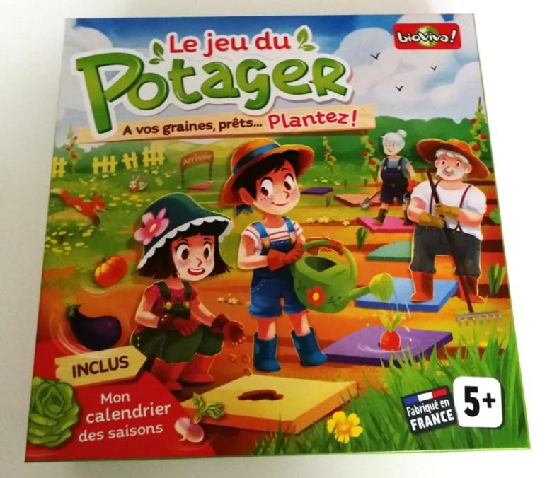 jeu du potager bioviva