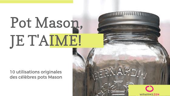 pot Mason